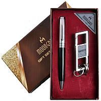 """Подарочный набор """"Moongrass"""" 2в1 Ручка и Брелок"""