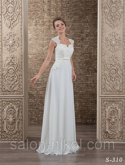 Свадебное платье S-310