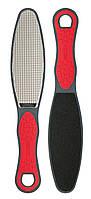 Терка для ног с обрезиненной ручкой мужская TITANIA 3015 ST-Men