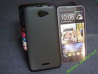 Чехол бампер силиконовый HTC Desire 516 316