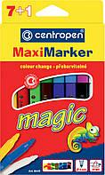 Фломастери 8649 Magic Maxi, набор 8 шт.