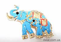 Брошка слонки 5,5см 1204