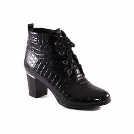 Женские ботинки, полуботинки осень - весна
