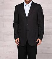 Темно-серый пиджак PRADA