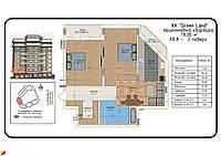Продається 3-кімнатна квартира, 76 м2, фото 1