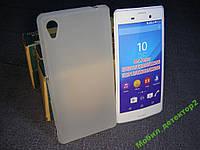 Чехол силиконовый Sony Xperia M4 Aqua E2303 E2306