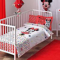 Постельное белье для младенцев ТAC Disney - Minnie Sketch baby