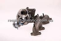 Турбокомпрессор - 5439 988 0071,03G253014T Volkswagen Caddy III 1.9 TDI