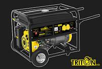 Бензиновый генератор Triton-tools cо стартером ТГБ-5000