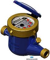"""Счётчик GROSS MTK-UA Dn15, L=165мм, Qn=2,5m3/ч многоструйный на холодную воду 1/2"""""""