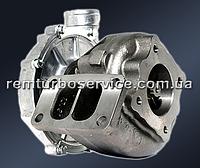 Турбина Турбокомпрессор CZ K27-115 01/02 левый/правый, турбина на КАМАЗ 740.11-240, 740.13-260, 740.14