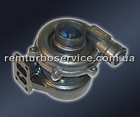 Автомобильный вариант турбокомпрессора ТКР 7  (700) Д-260, 265, Д-440, 442, трактор МТЗ-1222