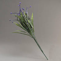 Полевые цветы 54 см (в белом и фиолетовом цвете)