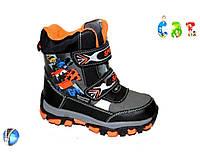 Ботинки термо для  мальчика р(27-32)
