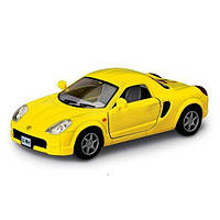 Машинка метал КT 5026 W Toyota MR2.  1:32