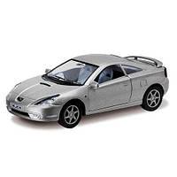 Машинка метал КT 5038 W Toyota celica