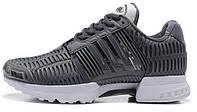 Мужские кроссовки Adidas Climacool One 2016 (адидас климакул) серые