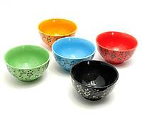 Миски из керамики набор 5 шт