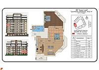 Продається 3-кімнатна квартира, 105,4 м2