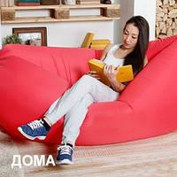 Надувной диван Hippo, Украина, 6 цветов Красный