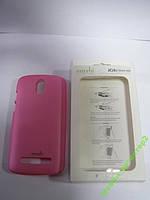 Чехол Moshi Soft Touch HTC Desire 500 розовый