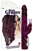 Вибратор Black Grapes