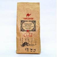 Черный кофе молотый TURCOFFEE  Gold (1кг)