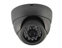 Видеокамера AHD антивандальная GreenVision GV-016