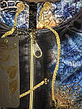 Женский велюровый спортивный костюм Eze, разм 42,44,46,48, фото 7