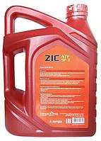 Синтетическое трансмиссионное масло ZIC ATF SP3 4л.
