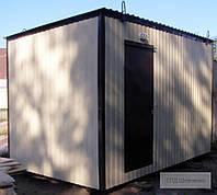 Вагончик, модульный домик 4х2,5 м, новый, качественно выполнен