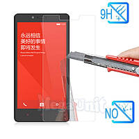 Защитное стекло для экрана Xiaomi Redmi Note 2 твердость 9H, 2.5D (tempered glass)