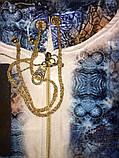 Брендовый турецкий костюм Eze белый, разм 50,52,54,56, фото 6