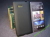 Чехол бампер силиконовый HTC Desire 600