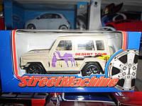 Машинка металлическая моделька