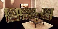 Комплект мягкой мебели Гранд 1 диван и кресло не раскладное