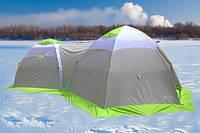 Зимняя палатка Лотос 3 Универсал (Lotos 3 Universal) зонт (д*ш*в 2,7*2,5*1,8) 3-х местная