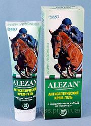 Алезан с АСД антисептический крем-гель (100 мл)