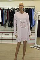 Ночная рубашка BONITA LOLA chick, глициния (Италия)