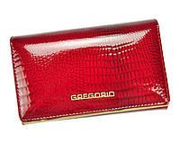 Женский кошелек Gregorio (LL101) leather red, фото 1
