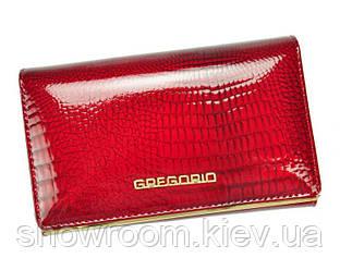 Женский кошелек Gregorio (LL101) leather red