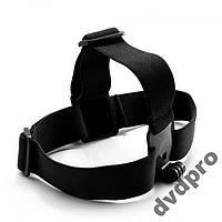 Крепление для GoPro SJ4000 на голову HEAD STRAP