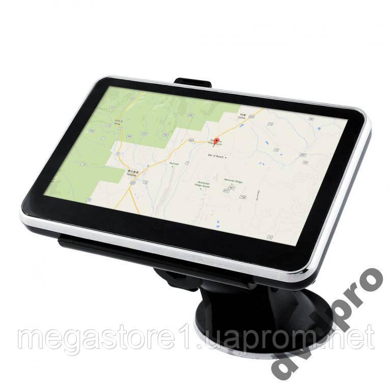 4.3'' GPS Навигатор 4GB FM  WINCE6 Navitel