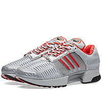 Оригинальные  кроссовки Adidas x Coca-Cola ClimaCool 1 Silver Metallic, Red & Black