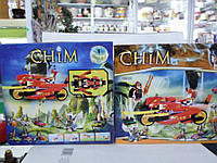 Конструктор Чима CHIMA в коробке мотоцикл