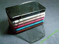 Чехол бампер силиконовый Lenovo A7010 / X3 Lite / K4 Note Ультратонкий 0.2mm
