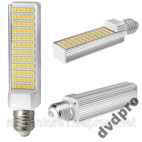 Светодиодная лампа 13Вт E27 60LED 5050SMD Аквариум