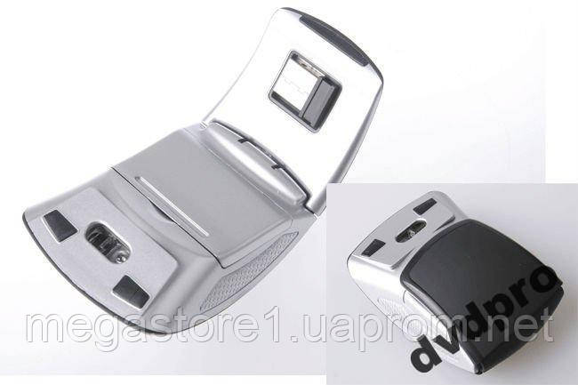 Складная беспроводная USB мышь мышка трансформер