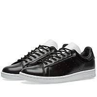 Оригинальные  кроссовки Adidas Stan Smith Core Black & White