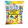 Жевательная конфета Toffix Sour 1000 гр (Elvan)